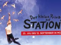 Der kleine Prinz auf Station 7