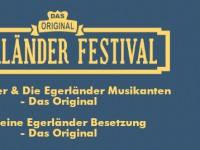 1. Original Egerländer Festival u.a. Ernst Hutter & Die Egerländer Musikanten - Das Original