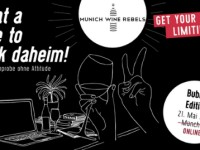 Munich Wine Rebels - Online Wine Tasting - Bubble Edition