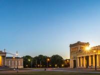 Kultursommer: Eröffnungswoche am Königsplatz