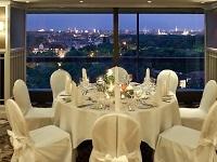 Silvester über den Dächern Münchens im Hilton Munich Park