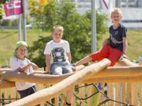 Sommerattraktionen im Besucherpark