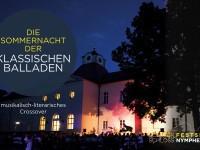 Die Sommernacht der klassischen Balladen // Sommer-Open-Air