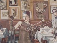 Margret Eicher. Lob der Malkunst
