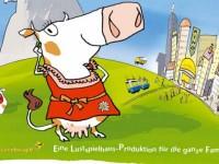 Kinderprogramm - ''Die Kuh, die wollt ins Kino gehen''