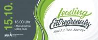 Leading Entrepreneurs - Start up Your Journey
