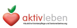 Logo aktiv leben GmbH