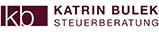 Logo Bulek, Katrin Steuerberatung