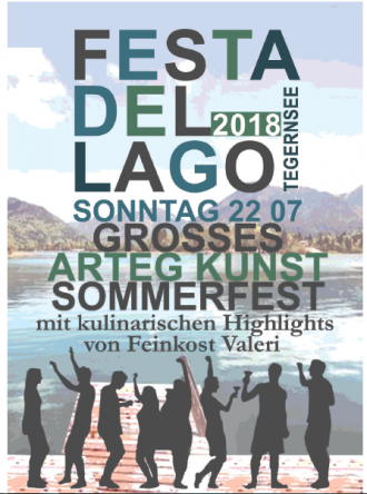 Sommerfrest am Tegernsee  - Sonntag den 22 Juni 2018