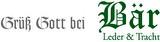 Logo Bär Leder & Tracht