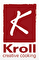 Logo Kroll creative cooking