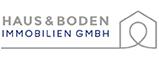 Logo Haus & Boden Immobilien GmbH