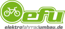 Logo efu Elektrofahrradumbau