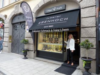 Herzlich Willkommen bei Ebenhoch Juwelier seit 1860