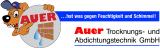 Logo Auer GmbH Trocknungs - und