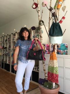 Herzlich Willkommen bei Handwerk Wolle & Lederdesign
