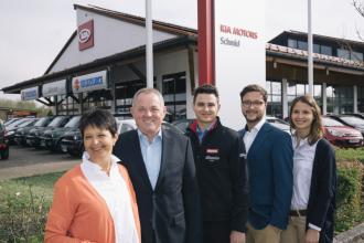 Herzlich Willkommen im Auto-Center Schmid