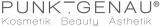 Logo PUNKTGENAU Kosmetik