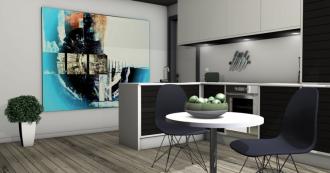 FaPe plant ihre Küche ganz nach ihren persönlichen Wünschen in 3D