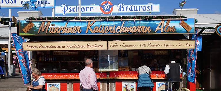 Kaiserschmarrn München