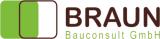 Logo Braun Bauconsult Gutachten