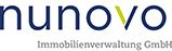 Logo nunovo Immobilienverwaltung
