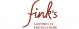 Logo fink's Südtiroler Knödelküche